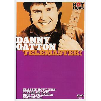 Danny Gatton - Telemaster [DVD] USA import