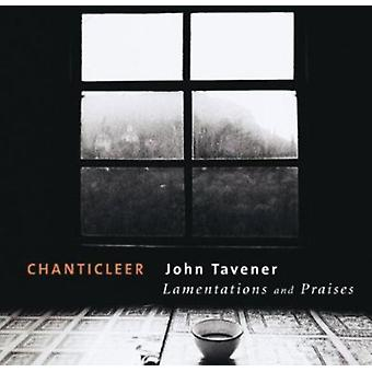 Chanticleer - Lamentations and Praises: World Premier Recording [CD] USA import