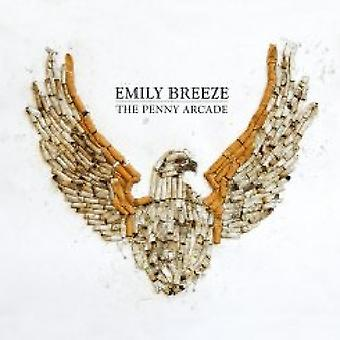 Emily Breeze - Penny Arcade [CD] USA import