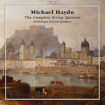 Haydn / Salzburg Haydn Quintet - Haydn / Salzburg Haydn Quintet: Complete String Quintets [CD] USA import
