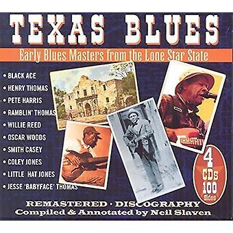 Texas Blues - Texas Blues [CD] USA import
