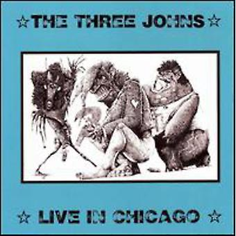 Tre Johns - bor i Chicago [CD] USA import