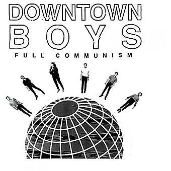 Downtown Boys - fuld kommunismen [CD] USA importerer