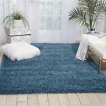 Amore Rugs Amor1 In Slate Blue