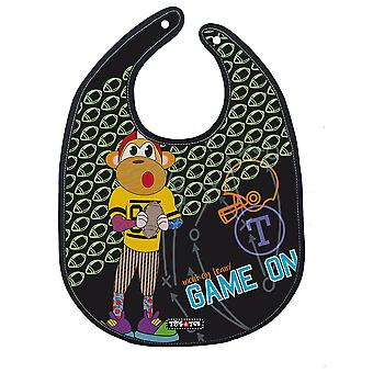 Tris & Ton Bibs Game On (Home , Babies and Children , Eat , Kitchenware)