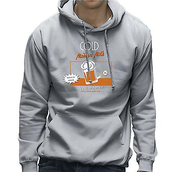 Mudders Milk Canton Higgins Moon Firefly Serenity Men's Hooded Sweatshirt