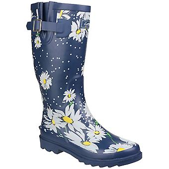 Cotswold Womens Burghley Waterproof Pull On Wellington Boot