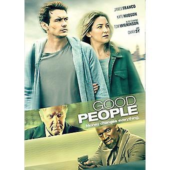 Gode mennesker [DVD] USA importerer