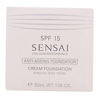 Kanebo Sensai Cream Foundation Spf15 Cp #Cf 22 30 Ml (Woman , Makeup , Face , Foundation)