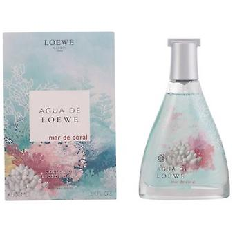 Loewe Coral Sea Water Vapo 100 Ml Edt (Perfumes , Perfumes)