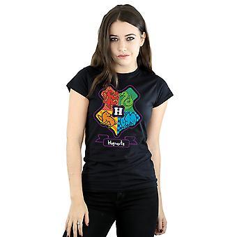 Kobiet Harry Potter Hogwarts Junior herb T-Shirt