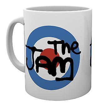 The Jam Target Mug
