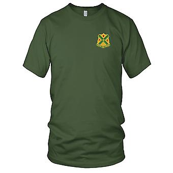 US Army - 103rd Cavalry Regiment Embroidered Patch - 1930 Version Ladies T Shirt