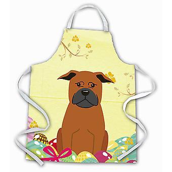 كارولين الكنوز BB6111APRON عيد الفصح البيض تشونغتشينغ الصينية الكلب المئزر