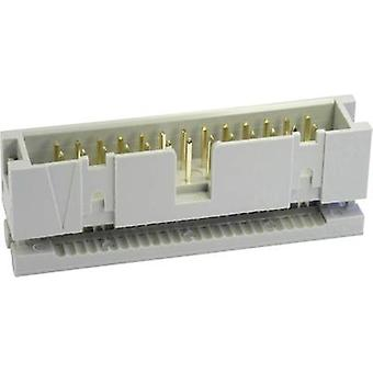 Pin strip WS16SK Total number of pins 16 No. of rows 2 e
