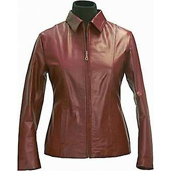 Hemet Womens Leather Jacket