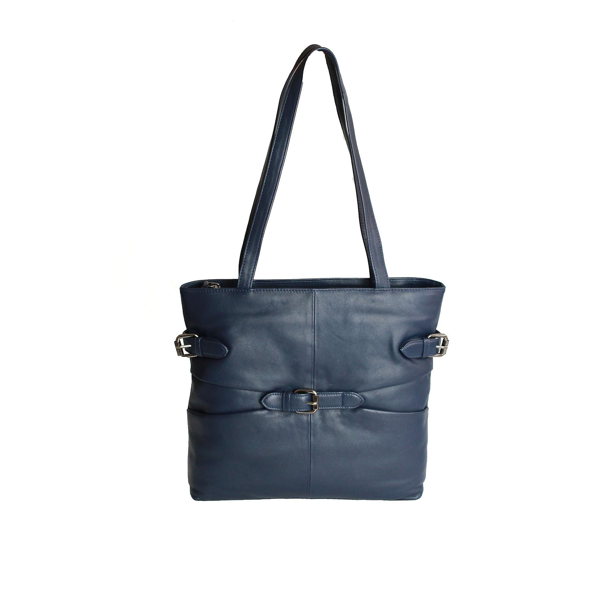 Eastern Counties Leather Womens/Ladies Jill Tote Style Handbag