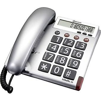 Corded Big Button Amplicomms BigTel 48 Visual call notification