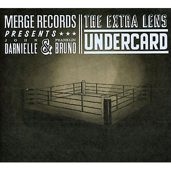 Extra Lens - Undercard [CD] USA import