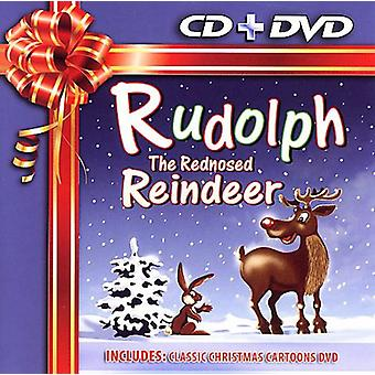 Rudolph Red-Nosed rensdyr - Rudolph Red-Nosed rensdyr [CD] USA importerer
