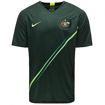 2018-2019 Australien Away Nike Fußballtrikot