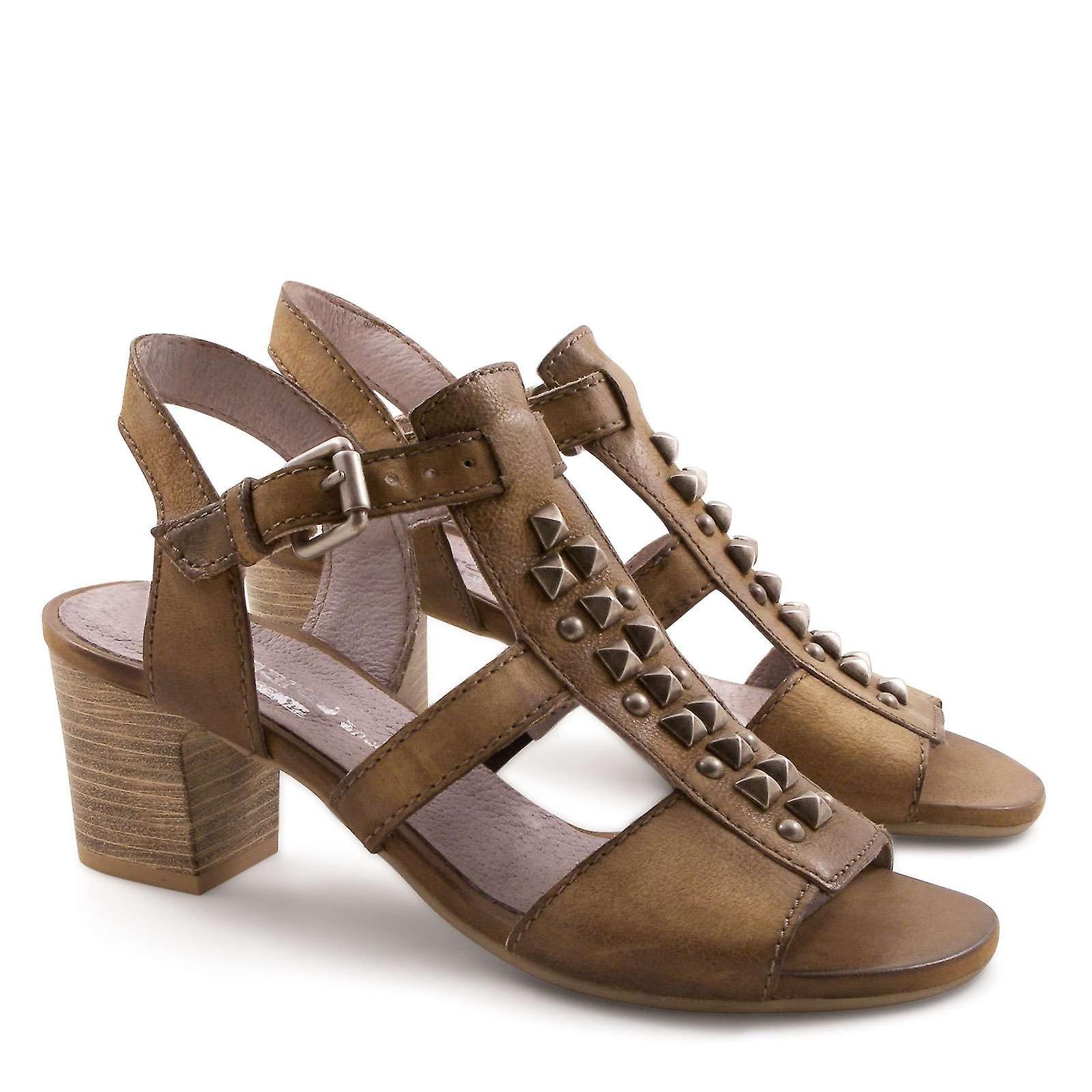 Handmade strappy heels in sandals in heels velvet leather 1fc388