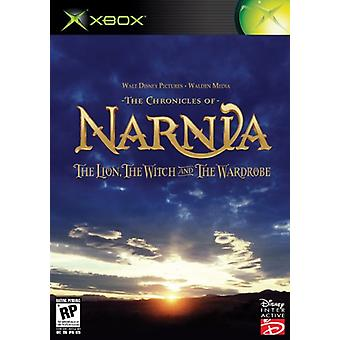 Berättelsen om Narnia - Lejonet häxan garderoben (Xbox)