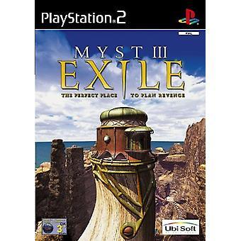 Myst III exil