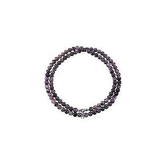 Charm collier en chaîne de la femme ESPRIT argent de perles violets ESNL91755A800