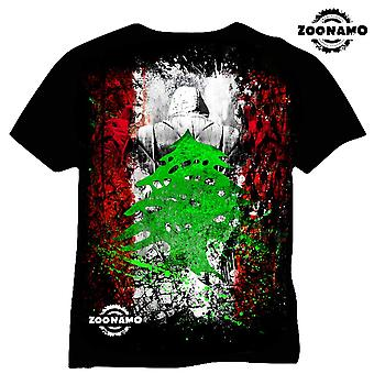 Zoonamo T-Shirt Lebanon of classic