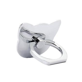 Ring-drop mobile holder, grip-ring to Samsung, iPhone 8 and others.