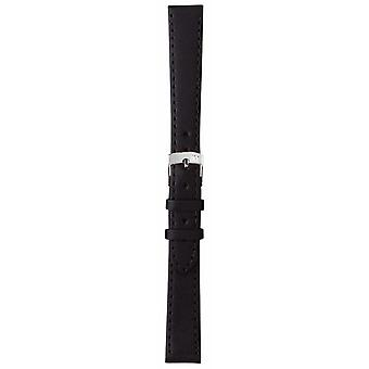 Morellato bracelet Sprint uniquement - Napa cuir noir 12mm A01X2619875019CR12 Watch