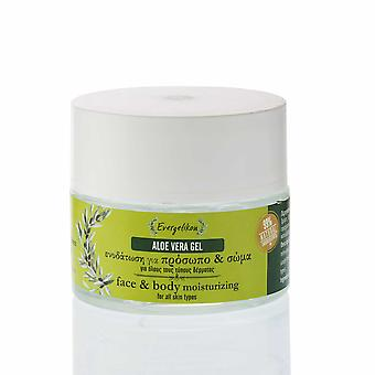 Aloe Vera gel,  Moisturizing