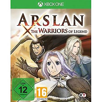 Arslan: De Warriors of Legend Xbox One USK: 12