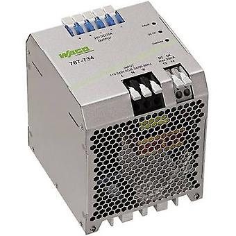 WAGO EPSITRON® ECO POWER 787-734 Rail gemonteerd PSU (DIN) 24 Vdc 20 A 480 W 1 x