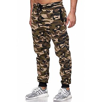 Tazzio fashion men's jogging pants camouflage