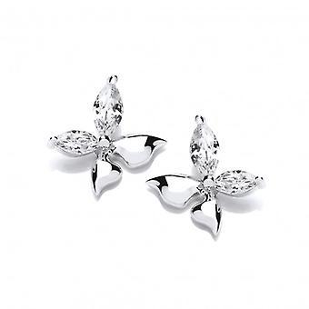 Cavendish French 'Float Like a Butterfly' Earrings