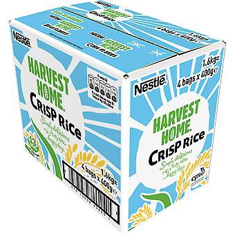 Nestle Harvest Home Crisp Rice Cereal Catering Pack