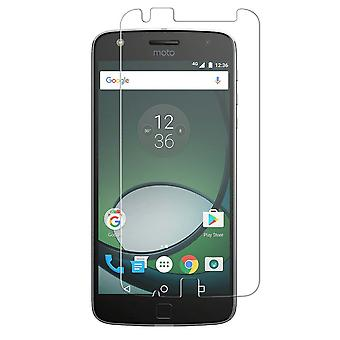 Moto Z Play Tempered Glass Screen Protector Retail