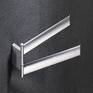 Gedy Kent Double Swing Towel Rail Chrome 5523 13