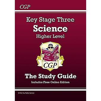 KS3 Science Study Guide (mit Online-Ausgabe) - höhere von Paddy Ganno