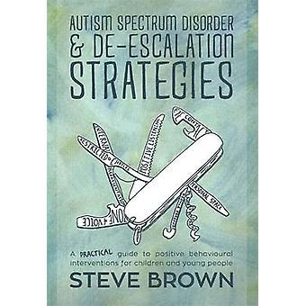 Autisme Spectrum stoornis en deëscalatie strategieën - een praktische Gu