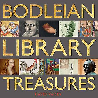 Bodleian Library Treasures by David Vaisey - 9781851244089 Book