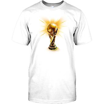 World Cup Trophy - Football Mens T Shirt