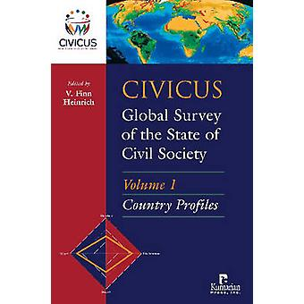 Civicus Global Survey of the State of Civil Society - v. 1 - Country Pr