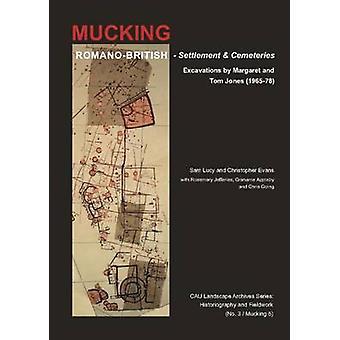 Romano-Britten nederzetting en begraafplaatsen op mucken - opgravingen door M