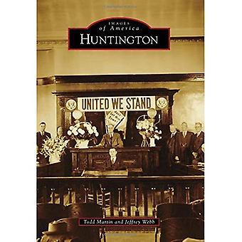 Huntington (Images of America (Arcadia Publishing))