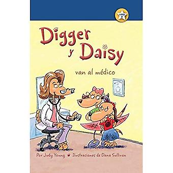 Digger y Daisy Van Al Medico (Digger et Daisy aller chez le médecin) (je suis un lecteur: Digger et Daisy)