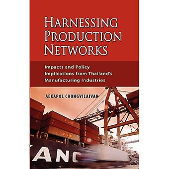 Harnessing Production Networks: Impacts and Policy Implications from Thailand's Manufacturing Industries