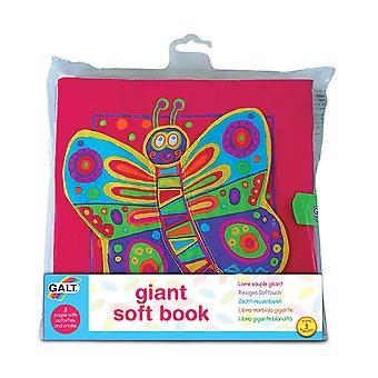 Galt speelgoed reus zachte boek